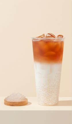 西米露奶茶