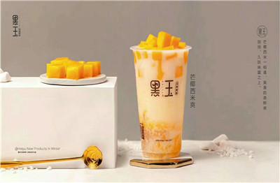奶茶饮品店