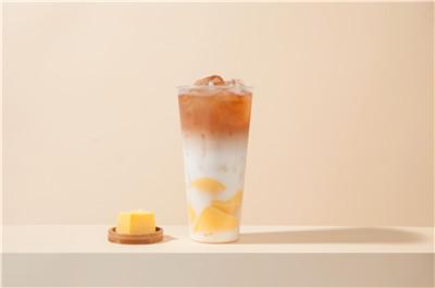 黑玉奶茶加盟店