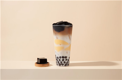 黑玉奶茶加盟